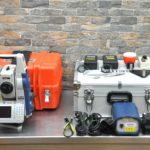 SOKKIA ソキア トータルステーション SRX5 DM-401 H-BC1 自動視準モーター機 定点観測 測量機 ケース付を買い取りました(^_-)-☆