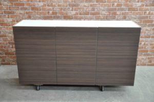 クリナップ 吊戸棚 ERW135MBACR-E8WNN 幅135.5cm 収納棚 キッチン収納 システムキッチン 木目 未使用品を買い取りました(^_-)-☆