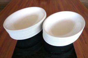 ヤマトプラスチック メラミン 皿 MT-196 20枚を買い取りました(^_-)-☆