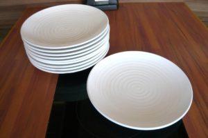 ヤマトプラスチック メラミン 皿 G-509 10枚 Φ27㎝を買い取りました(^_-)-☆