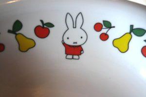 関東プラスチック M-1303 メラミン皿 18枚セット ミッフィー ミッフィー&フルーツ 子ども用を買い取りました(^_-)-☆