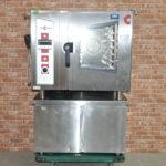 FMI スチームコンベクションオーブン OES-6.10 200V コンボスター 架台付を買い取りました♪(^_-)-☆
