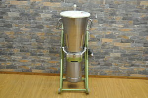 AIHO アイホー 高速度ミキサー 万能ミキサー MX-26 100V 攪拌 給食 食品加工 業務用を買い取りました♪(^_-)-☆