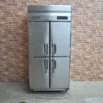 HOSHIZAKI ホシザキ 縦型冷凍庫 HF-90A3-ML 業務用4ドア 2019年製 フリーザー 冷凍ストッカーを買い取りました♪(^_-)-☆