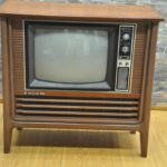National ナショナル Pana Color 22 TH-22Y5(N) 100V カラーテレビ 家庭用 ブラウン管 アンティーク レトロ コレクション♪