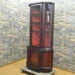 飾り棚 リビングボード カップボード キッチンボード 食器棚 収納 モダンを買い取りました♪(^_-)-☆