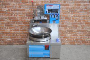 M.I.K エムアイケー 業務用自動炒め機 RSH-600 三相200V ロボシェフ 卓上型 厨房を買い取りました♪(^_-)-☆