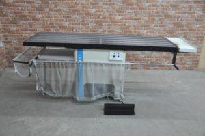 ODK 大阪電機 サクションボード Q1-36 200V アイロン仕上げ台 和服仕上台 業務用を買い取りました♪(^_-)-☆