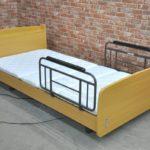Granz グランツ リクライニング 電動ベッド SH-1186M 高級3モーター 介護ベッド マットレス フレーム 寝室 寝具 睡眠をかいとりました(^_-)-☆