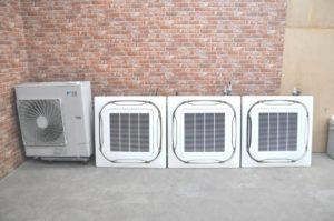 ダイキン パッケージエアコン FHCP50CB RZYP160CB 6馬力 天井カセット 天カセ 厨房 業務用を買い取りました♪(^_-)-☆