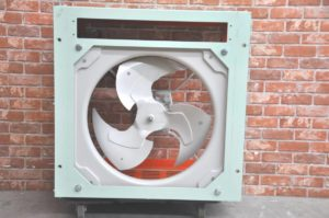 MITSUBISHI ミツビシ 業務用有圧換気扇 EWF-50FTA-PR 低騒音形 防錆タイプ 排気専用 3相200V 2019年製 未使用品♪を買い取りました♪(^_-)-☆