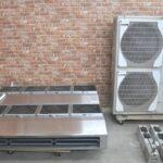 MITSUBISHI ミツビシ パッケージエアコン PCZX-RP280HC 10馬力 天井吊り 天吊り 厨房 スリムR 業務用を買い取りました♪(^_-)-☆