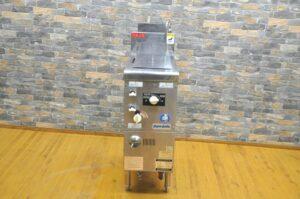 北沢 ゆで麺機 KHK-103GD 2015年製 ハイパーケットル 都市ガス 麺茹で器 業務用を買い取りました♪(^_-)-☆