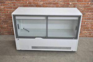 SANDEN サンデン 冷蔵ショーケース MUS-U77WX 2013年製 100V 146L 冷蔵庫 業務用を買い取りました♪(^_-)-☆