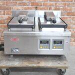 サニクック 餃子焼き機 GZ271C 2015年製 三相200V 業務用を買い取りました♪(^_-)-☆