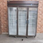 Daiwa ダイワ リーチイン冷蔵ショーケース 563YKP 三相200V 930L 冷蔵庫 業務用を買い取りました♪(^_-)-☆