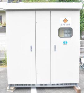 kawamura 河村電器産業 キュービクル式高圧受電設備 PF・S形 60Hz 受電設備容量 175kVA 2017年製 業務用を買い取りました♪(^_-)-☆