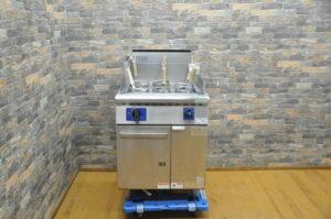 tanico タニコー ゆで麺機 TU-60N LPガス プロパンガス 麺茹で器 業務用を買い取りました♪(^_-)-☆