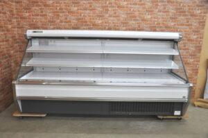 MITSUBISHI ミツビシ 多段冷蔵ショーケース EP-HS855BAN-FG(A) 521L 2016年製 冷蔵庫 業務用を買い取りました♪(^_-)-☆