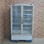 ダイワ リーチイン冷蔵ショーケース 483AFGT 873L 業務用を買い取りました♪(^_-)-☆