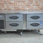 パナソニック ドロワー冷凍庫 SUF-DG1271-2B1 業務用4ドロア 2019年製 冷凍ストッカー フリーザーを買い取りました♪(^_-)-☆