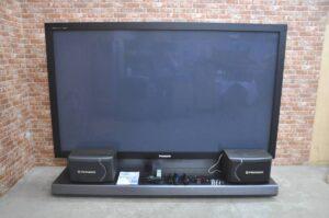 Panasonic パナソニック プラズマテレビ TH-103PZ600M プラズマテレビ用架台 パイオニア スピーカーを買い取りました♪(^_-)-☆