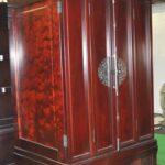 最高級 唐木 紫檀 仏壇 W1010×D800×H1760 大型 仏具 彫刻 伝統を買い取りました♪(^_-)-☆