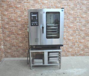 HOSHIZKI ホシザキ スチームコンベクションオーブン MIC-10SA3 2017年製 三相200V 業務用を買い取りました♪(^_-)-☆