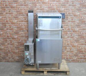 HOSHIZAKI ホシザキ 食器洗浄機 JWE-680B 三相200V 50Hz ガスブースター WB-11KH-2 都市ガス 2018年製 業務用を買い取りました♪(^_-)-☆