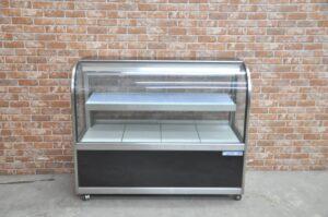 大穂 冷蔵ショーケース OHGU-Sa-1200B W1200×D500×H995 対面冷蔵 ケーキケース 業務用を買い取りました♪(^_-)-☆