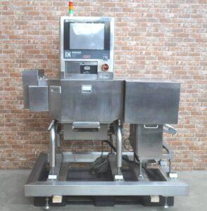 ISHIDA イシダ X線異物検出装置 IX-GE-4044-D RE-XH-050-DB2/CR-A 単相200V 60Hzを買い取りました♪(^_-)-☆