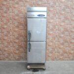 HOSHIZAKI ホシザキ 縦型冷凍冷蔵庫 HRF-63ZT-ED-TH 業務用2ドア フリーザー 冷凍ストッカーを買い取りました♪(^_-)-☆