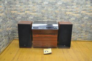 ヤマハ アンティークオーディオ ステレオシステム FS-55 FS-55S 100V 60Hz 音響を買い取りました♪(^_-)-☆