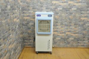 静岡製機 気化式冷風扇 RKF301 100V 冷風機 ミスト 業務用を買い取りました♪(^_-)-☆